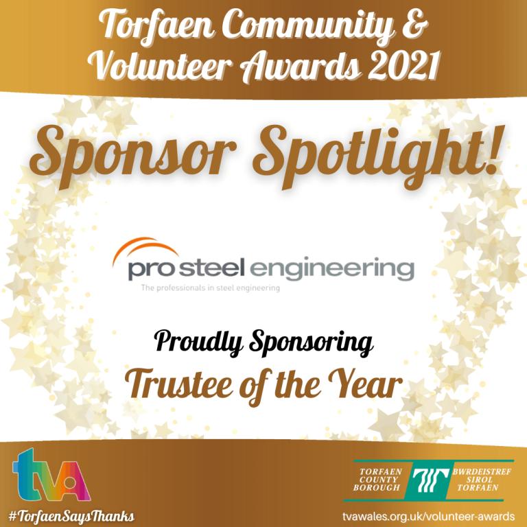 #TorfaenSaysThanks Sponsor Spotlight @prosteeleng #Trustee