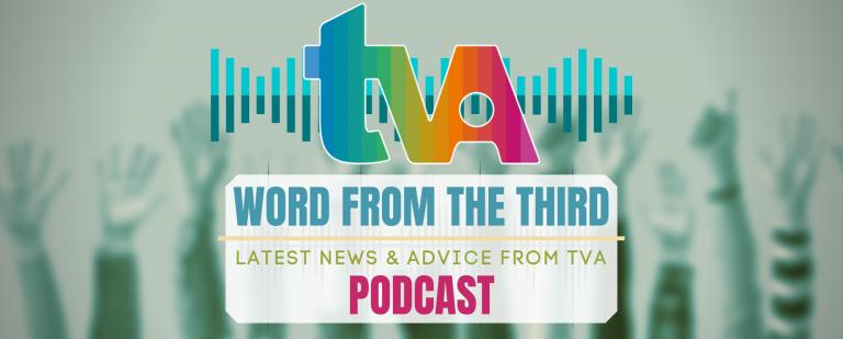 #WordFromTheThird Podcast – Building Resilient Communities Torfaen